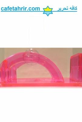 جاچسبی پلاستیک کریستالی