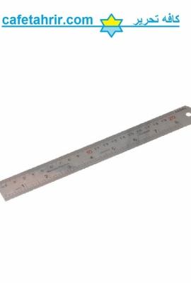 خط کش 20 سانتیمتر فلزی
